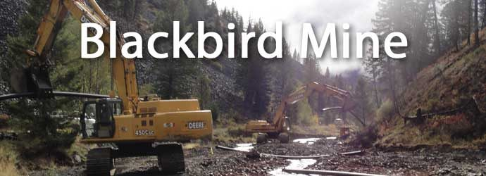 Blackbird Mine CERCLA